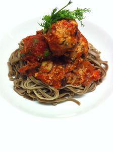 Spaghetti and Beanballs « Food of the Day