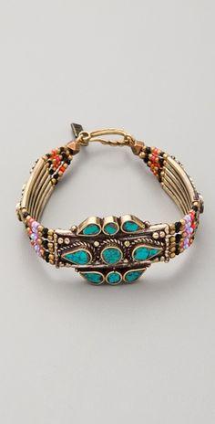 Vanessa Mooney Moonshield Bracelet
