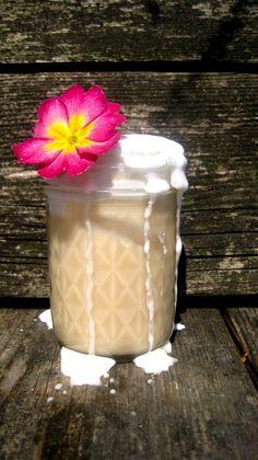 #Vegan Thai Iced Tea.