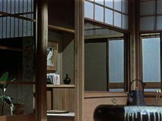 Ozu Interior #54  An Autumn Afternoon - Yasujirô Ozu - 1962