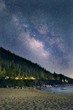East Shore Lake Tahoe