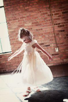 The flower girl. Photo by Jeanine #minneapolisweddingphotographer #weddingphotography