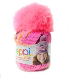 Keppi Yarn from Lion Brand Yarn @ Jo-Ann