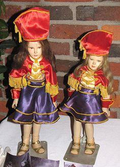 Dewees Cochran dolls