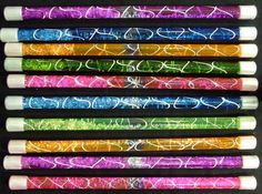 These batons with glitter and mysterious fluid inside. | 53 Things Only '80s Girls Can Understand