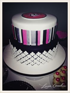 Perfect for a birthday cake! :D