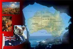 Australia favoriet bestemmingen