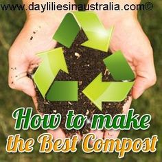 What Makes Good Compost For Gardens