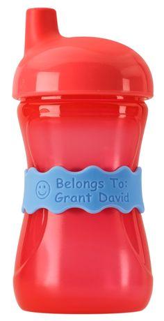 bracelet, bottl, idea, cups, sippi cup, orbit label, baby shower gifts, babi, kid