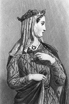 Aliénor d'Aquitaine peopl, histor place, queen, spanish histori