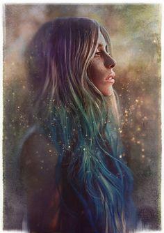 Portrait Illustrations by Isabella Morawetz
