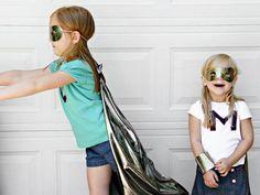 superhero costum, costume design, kid, homemade halloween costumes