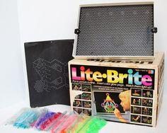 1980s lite brite -