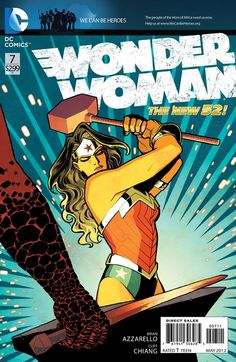 Comic Book Review: 'Wonder Woman' #7 ~ on ScienceFiction.com