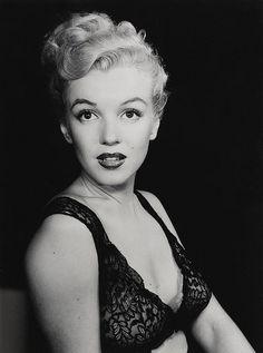 Marliyn Monroe.