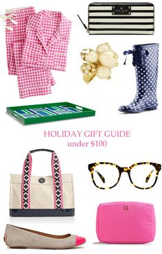 Holiday Gift Guide Under $100