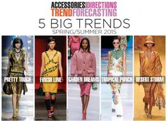 Directions SS15 landing page ss2015, accessories trends ss 2015, fashion accessories, ss15 trend