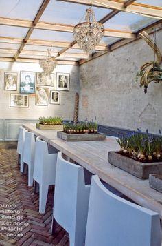 orangerie | belgian pearls