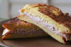 Monte Cristo Sandwich Recipe...my personal favorite! LOVE this!