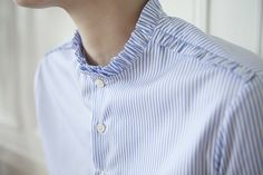 Pleated Details on a