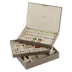 Mink Supersize Stackers™ Premium Jewelry Storage