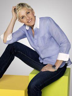 I do love Ellen's style.