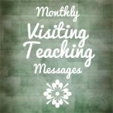 Monthly Visiting Teaching Ideas