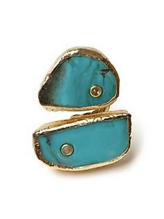 turquoise ring... ♥