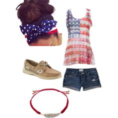 fourth of july outfit. Won't be wearing it this July 4th lol maybe next