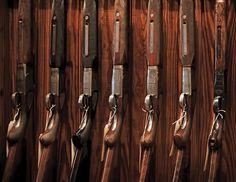 Antique shotguns are the best @Katie Schmeltzer Zier