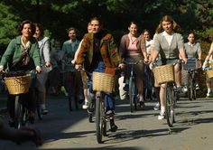 7 Movies with Cinematic Cycling Style