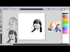 How to use the Tracing Feature in Silhouette Studio - YouTube