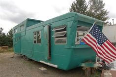 1954 Tri-Level Pacemaker Travel trailer