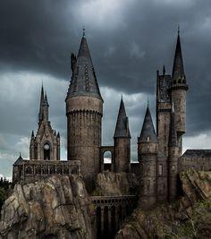walt disney, hogwarts, orlando florida, castles, universal studios, harry potter, universal orlando, place, island
