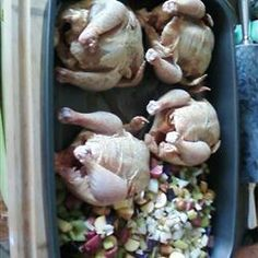 Baked Cornish Game Hens Allrecipes.com