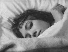 Jean-Luc Godard, Le Petit Soldat. 1960. Godard's first film with Anna Karina.