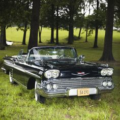 1958 Chevrolet Impala Convertible ~ the year you were born~