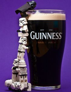 gotta have the Guinness