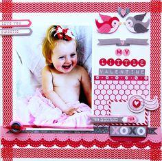 Imaginisce Blog - layout created by Jodi Wilton