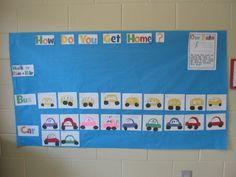 Mrs. Morrow's Kindergarten: Beginning of the Year