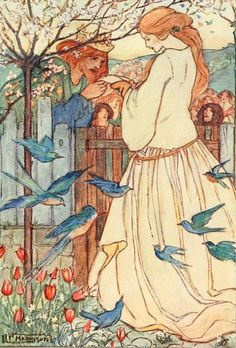 venusmilk:      A Book of PoetryIllustrated by Florence Harrison