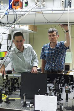 Aiming to use electron spins for storing, transporting and processing information, researchers from IBM and scientists at ETH Zurich, a leading European university, have revealed the first-ever direct mapping of the formation of a persistent spin helix in a semiconductor.