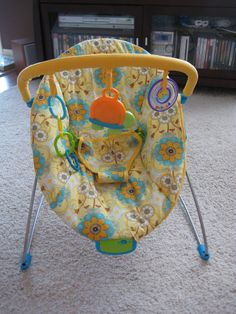 Tutorials to recover any baby product imaginable.