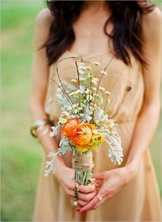 #rustic #country #wedding #bouquet