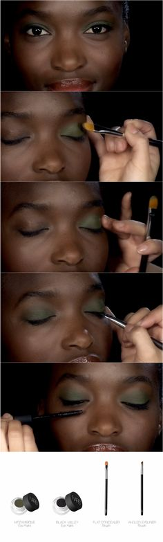 How To: Pop of Color Eye