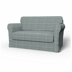 439 Hagalund 2 Seater Sofa Bed Cover Sofa Covers Bemz