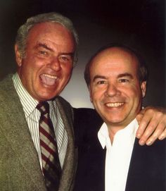 Two of my faves from the Carol Burnett show - Harvey Korman  Tim Conway