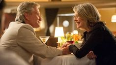 #AndSoItGoes marks the first on screen collaboration for film legends Michael Douglas and Diane Keaton - Check out Tinsel & Tine's feature on this flick   AND SO IT GOES - Not as Good As It Gets, but Good