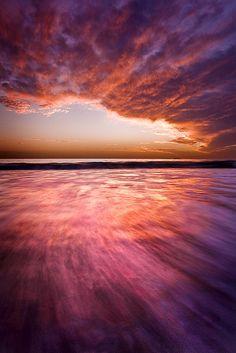 ✯ Sunset.