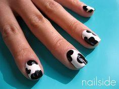 manicure, nails, nail art